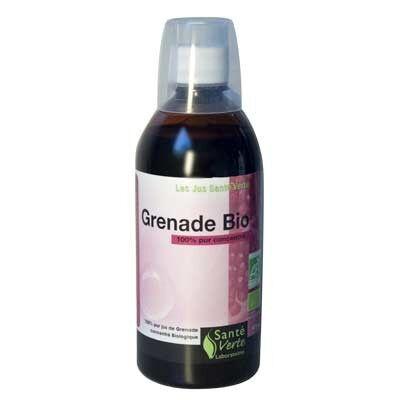 Santé Verte Grenade Bio 473ml