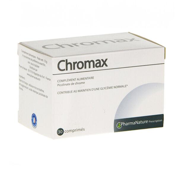 Prescription Nature Chromax 30 comprimés