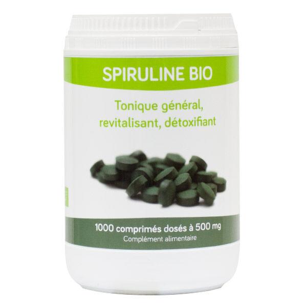 Nomadiet Spiruline Bio 1000 comprimés