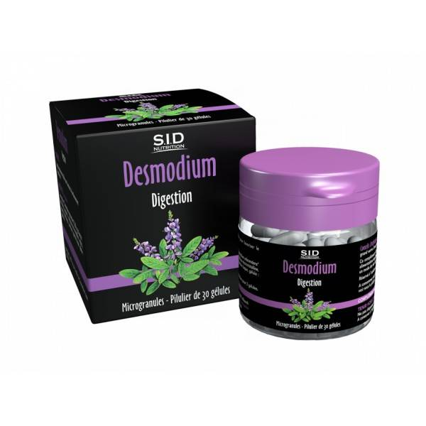 SID Nutrition Phyto Classics Desmodium 30 gélules