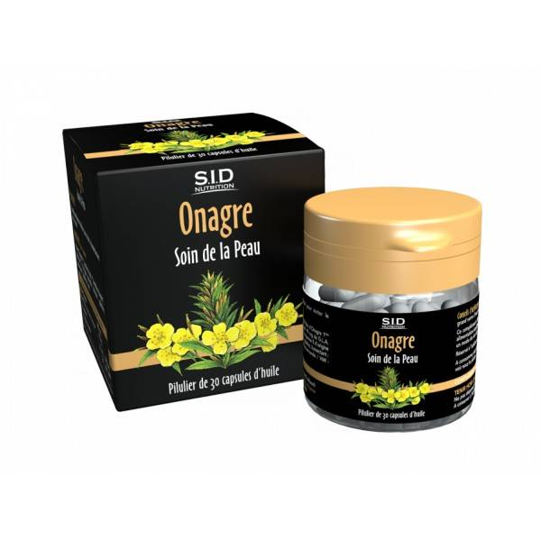 SID Nutrition Phyto Classics Onagre 30 capsules