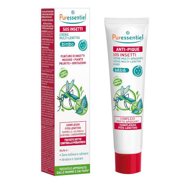 Puressentiel Anti-Pique Crème Multi-Apaisante Bébé 30ml
