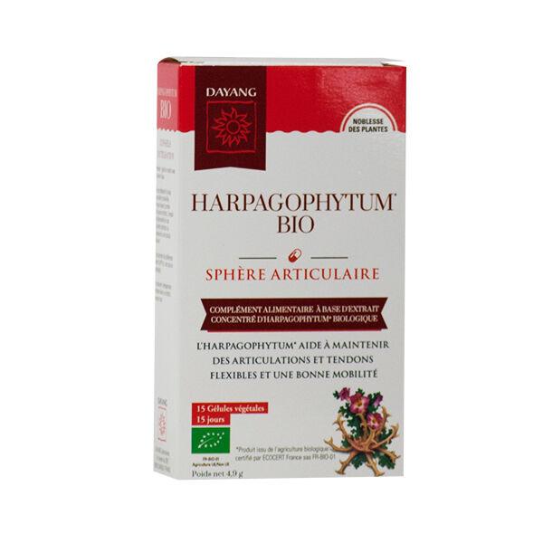Dayang Harpagophytum Bio 15 gélules végétales