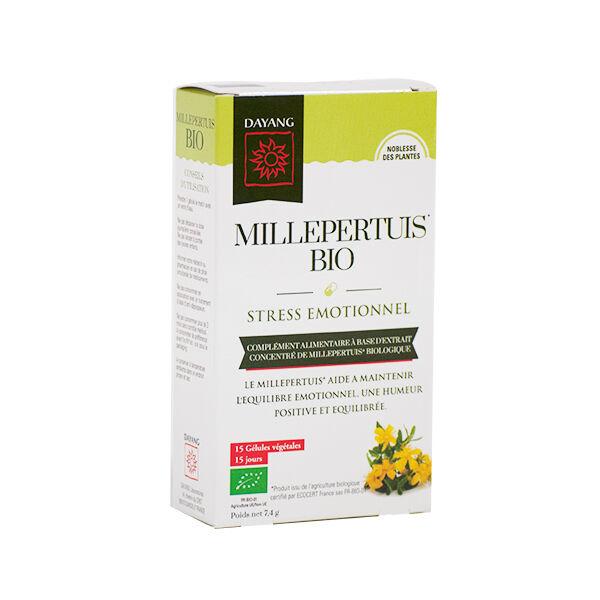 Dayang Millepertuis Bio 15 gélules végétales