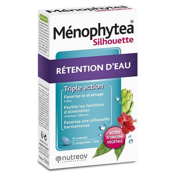 Phytea Menophytea Silhouette Rétention d'Eau 30 comprimés