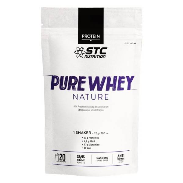 STC Nutrition Pure Whey Nature Doypack 500g