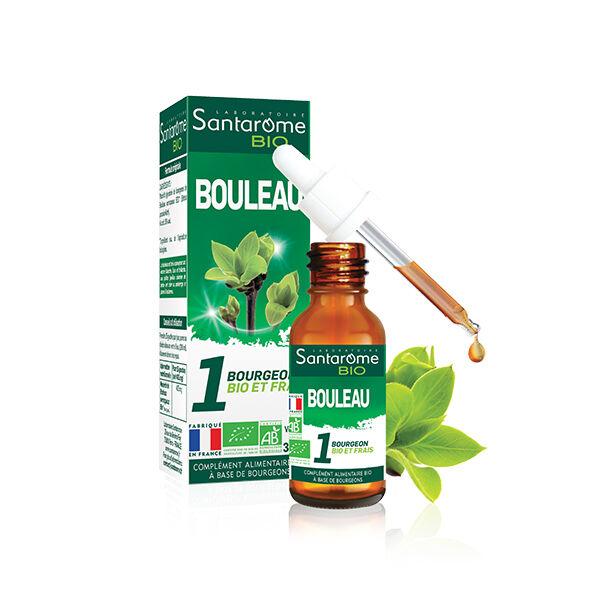 Santarome Bio Bourgeon Bouleau Bio 30ml