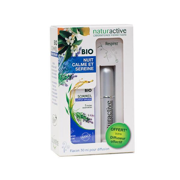 Naturactive Complex' Huiles Essentielles Bio Sommeil 30ml + Inhaleur Offert