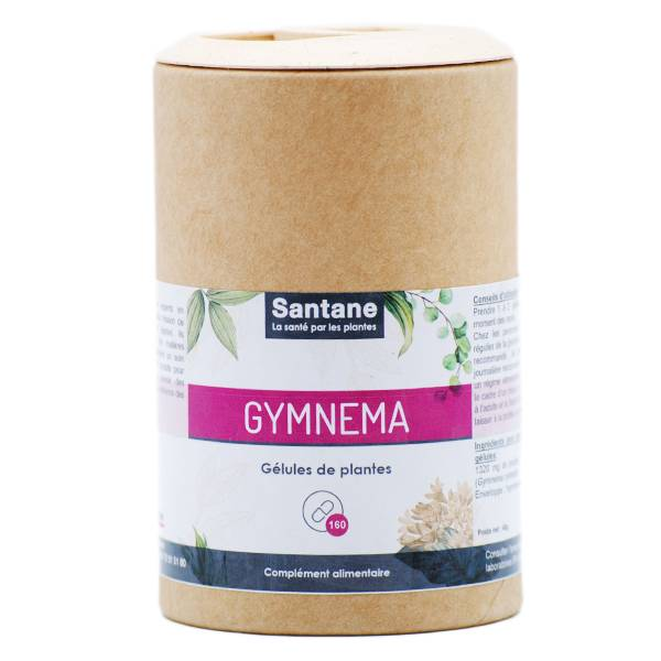 Iphym Santane Gélules Gymnema 160 gélules