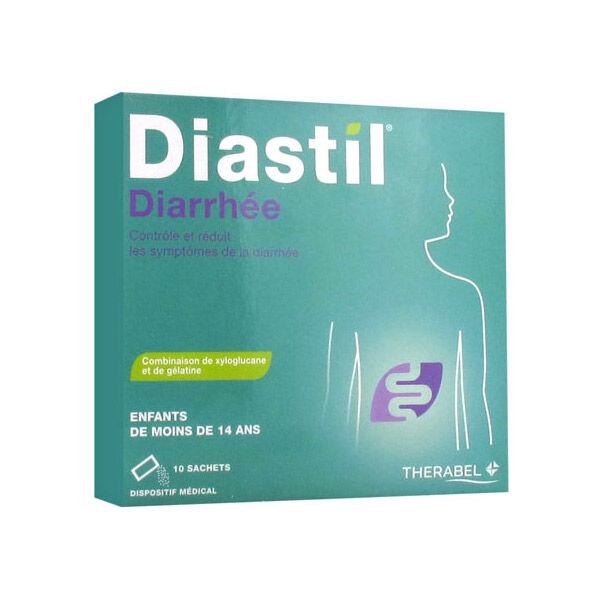 Therabel Diastil Diarhée Enfants 10 sachets