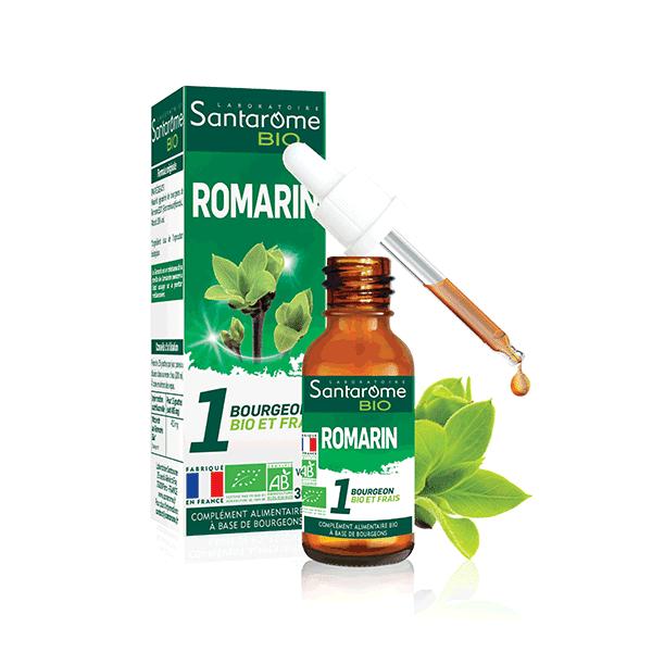 Santarome Bio Bourgeon Romarin Bio 30ml