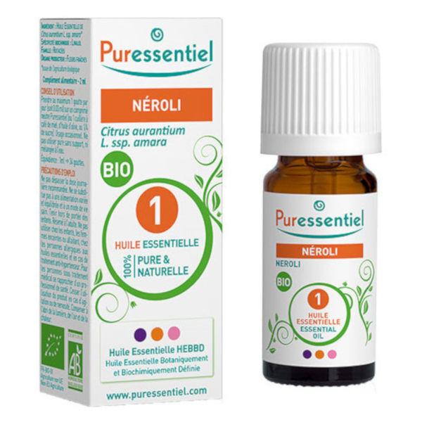 Puressentiel Huile Essentielle Bio Néroli 2ml