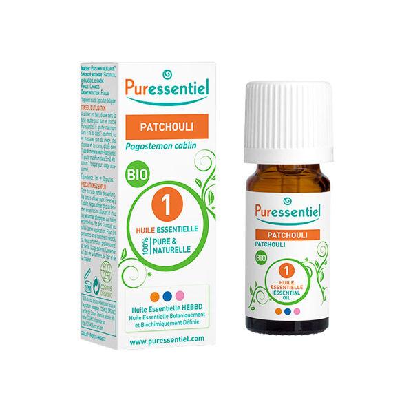 Puressentiel Huile Essentielle Bio Patchouli 5ml
