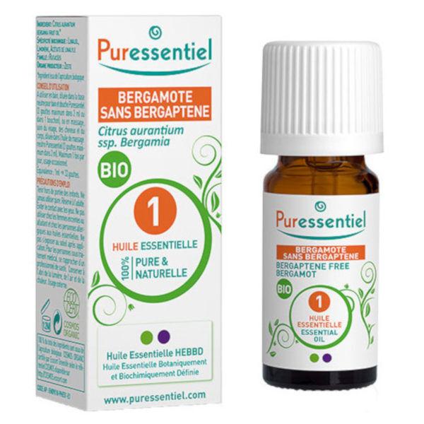 Puressentiel Huile Essentielle Bergamote Bio 10ml