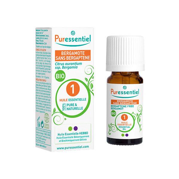 Puressentiel Huile Essentielle Bio Bergamote 10ml