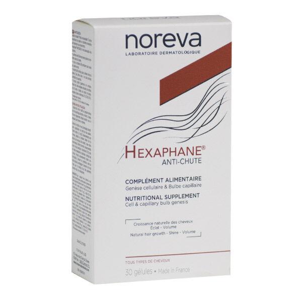 LED NOREVA Noreva Hexaphane Anti Chute 30 gélules