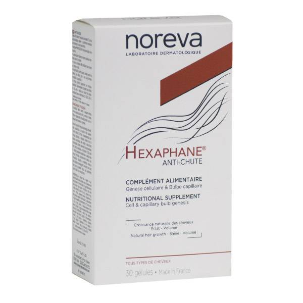 Noreva Hexaphane Anti Chute 30 gélules