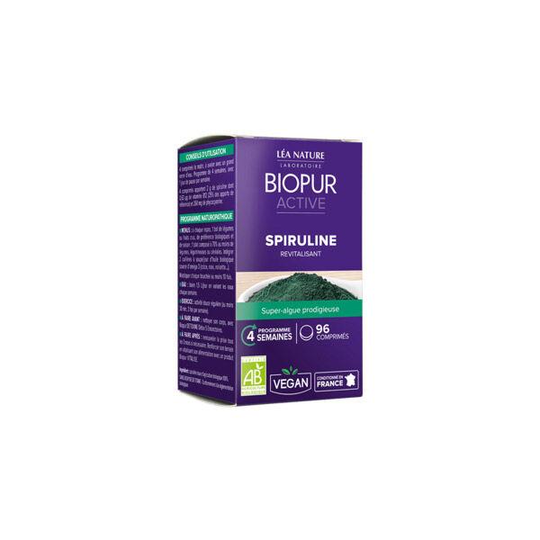 Biopur Active Spiruline 96 comprimés