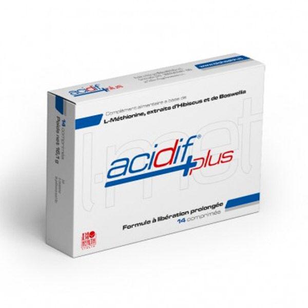 Biohealth Acidif Plus 14 Comprimés