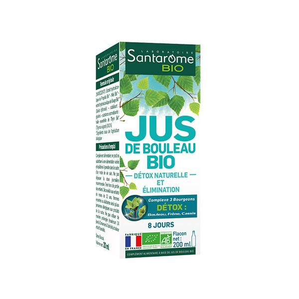 Santarome Bio Jus de Bouleau 200ml