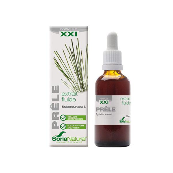 Soria Natural Extrait Fluide Glycerine Prêle XXI 50ml