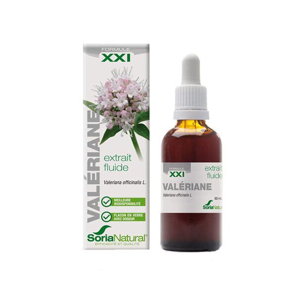 Soria Natural Extrait Fluide Glycerine Valériane XXI 50ml