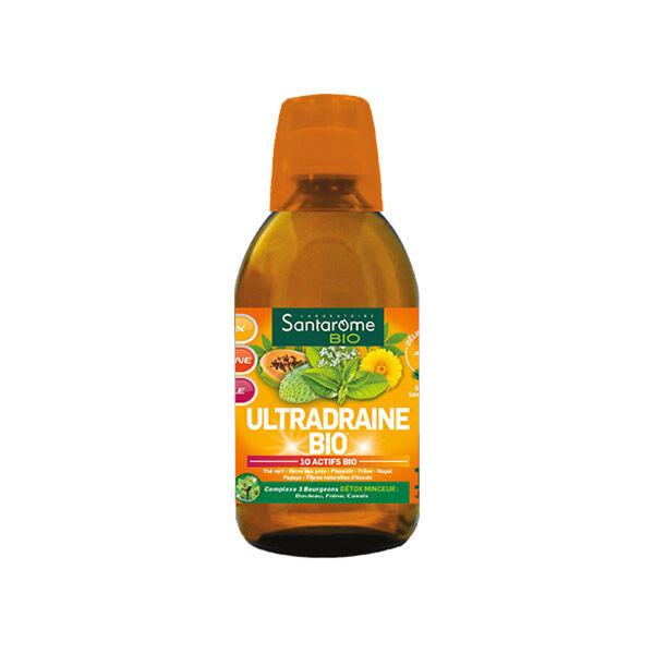 Santarome Bio Ultradraine Ananas 500ml