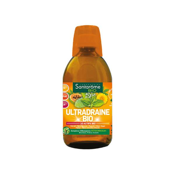 Santarome Bio Ultradraine Ananas 500ml
