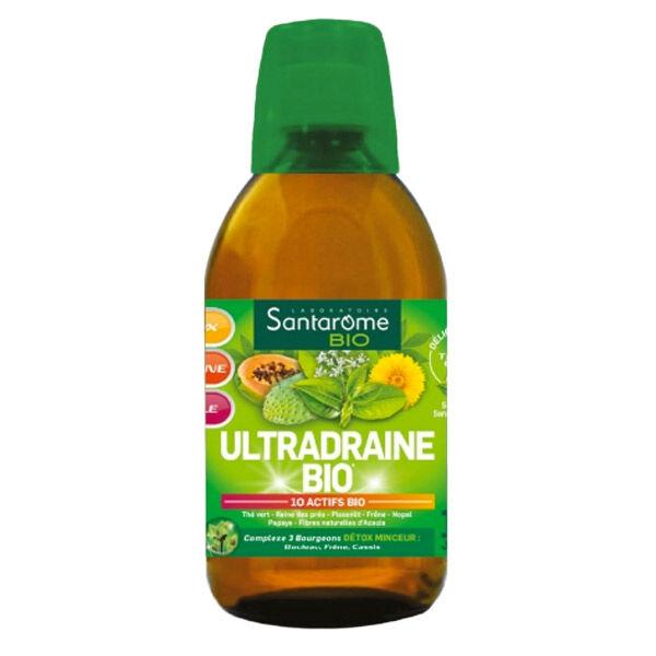Santarome Bio Ultradraine Thé Vert Citron 500ml