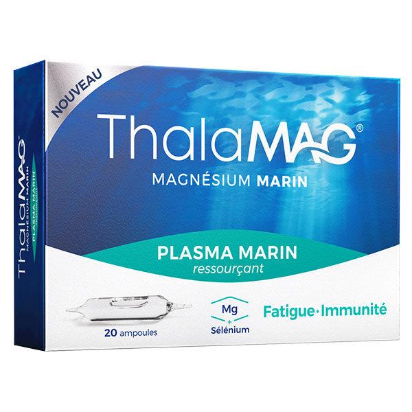 Thalamag Magnésium Marin Plasma Marin 20 ampoules