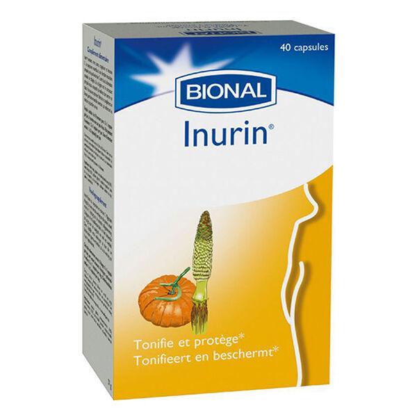 Bional Inurin Genito-Urinaire 40 capsules