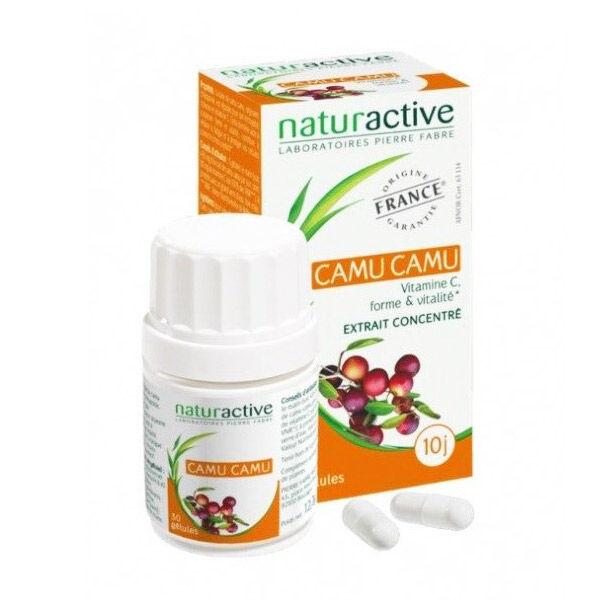 Naturactive Camu Camu 30 gélules