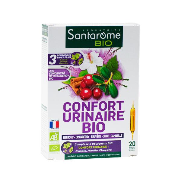 Santarome Bio Confort Urinaire 20 ampoules