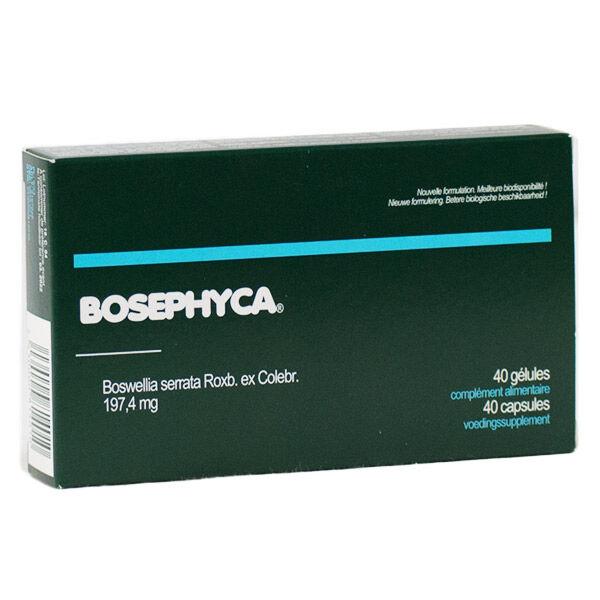 Biodev Group Biodev Bosephyca 197,4mg 40 gélules