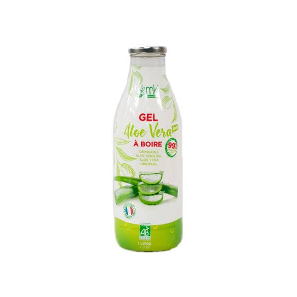 MKL Green Nature Gel Aloe Vera à Boire 1L