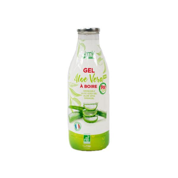 MKL Green Nature Gel Aloe Vera à Boire 1L