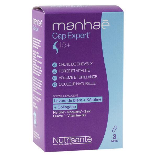 Nutrisanté Manhaé Cap Expert 120 gélules