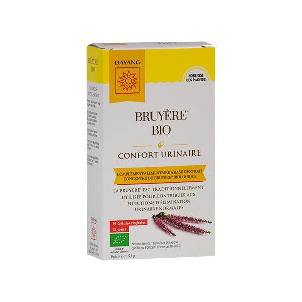 Dayang Bruyère Bio Confort Urinaire 15 gélules