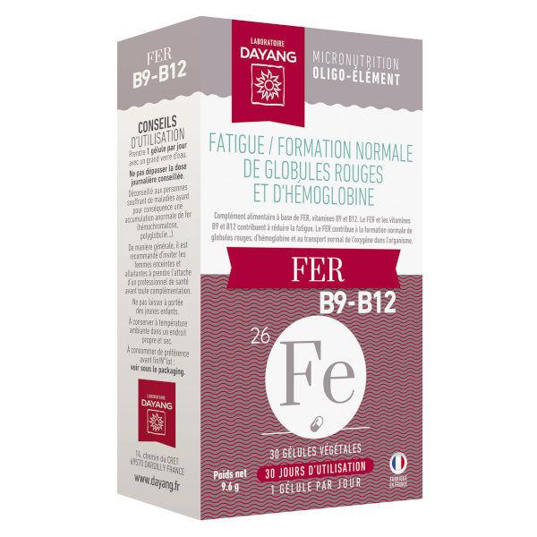 Dayang Fer B9-B12 30 gélules
