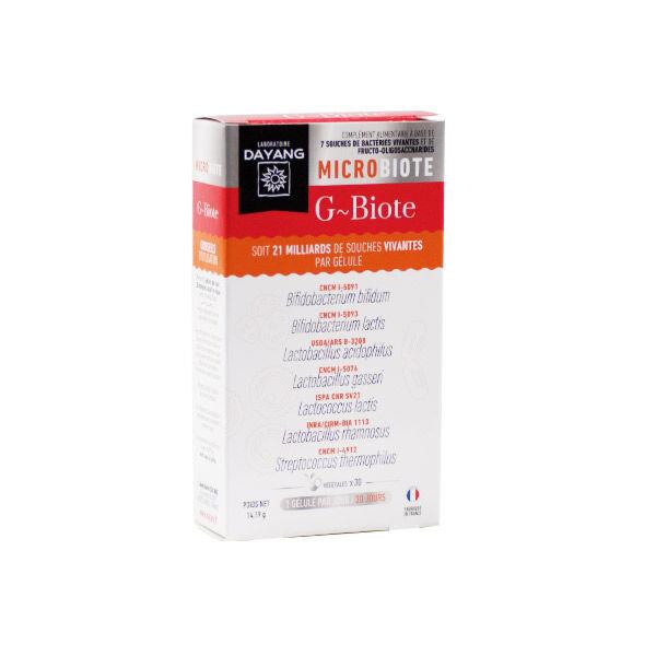 Dayang Microbiote G-Biote 30 gélules