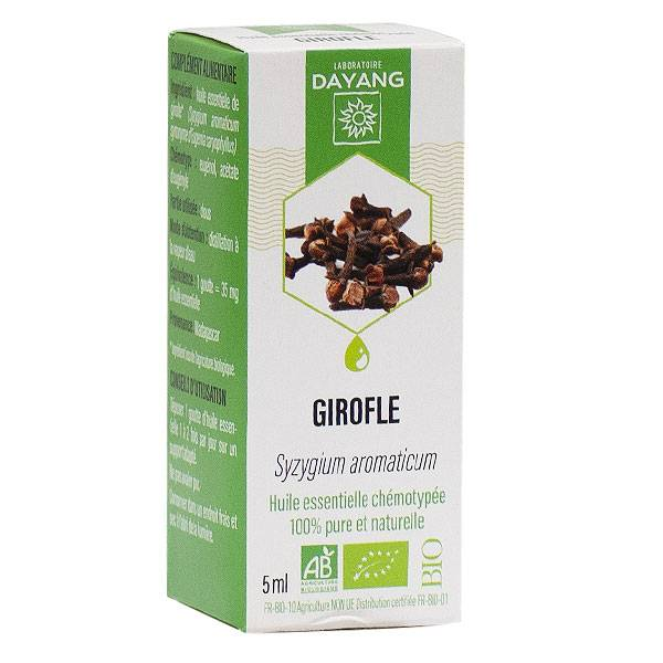 Dayang Huile Essentielle Girofle 5ml