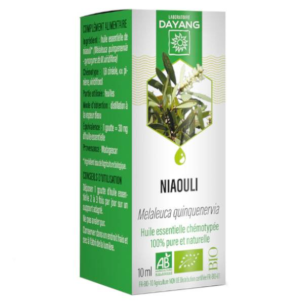 Dayang Huile Essentielle Niaouli 10ml