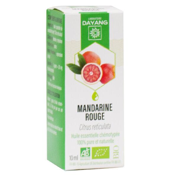 Dayang Huile Essentielle Mandarine Rouge 10ml