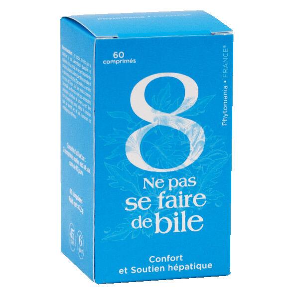 Phytomania 8 Ne Pas Se Faire de Bile 60 capsules