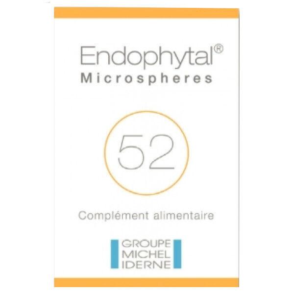 Iderne Michel Endophytal N52 Tonus 60 gélules