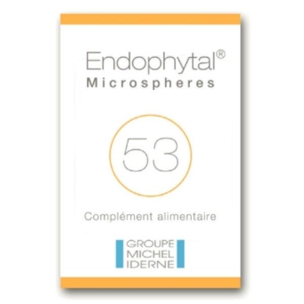 Endophytal Microsphéres 53 60 gélules