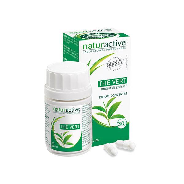 Naturactive Thé Vert 60 gélules