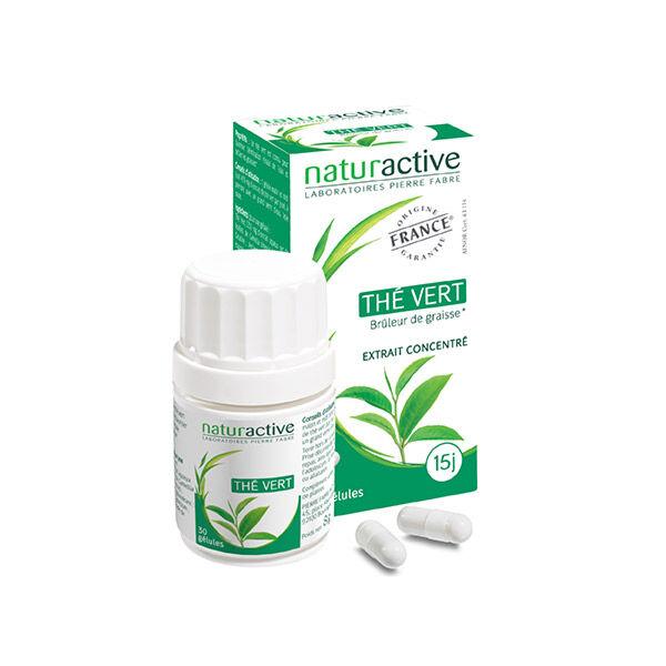 Naturactive Thé Vert 30 gélules