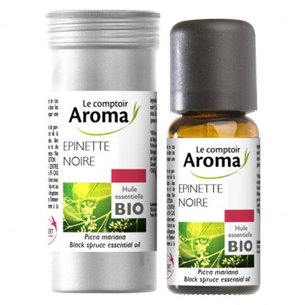 Le Comptoir Aroma Huile Essentielle Epinette Noire Bio 10ml