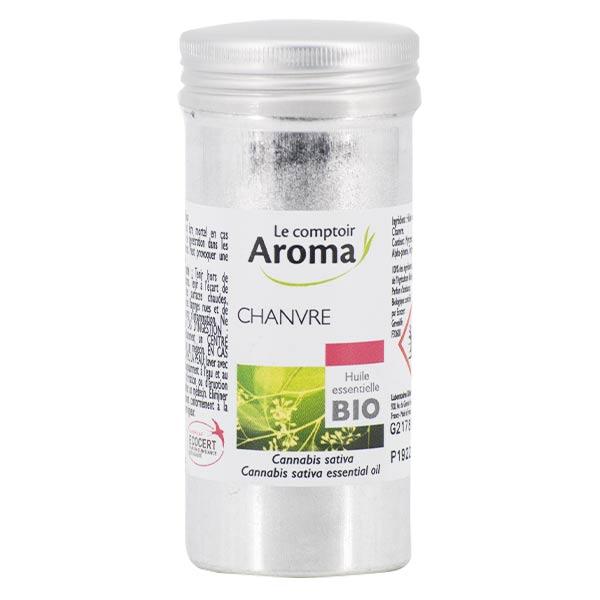 Le Comptoir Aroma Huile Essentielle Chanvre Bio 5ml